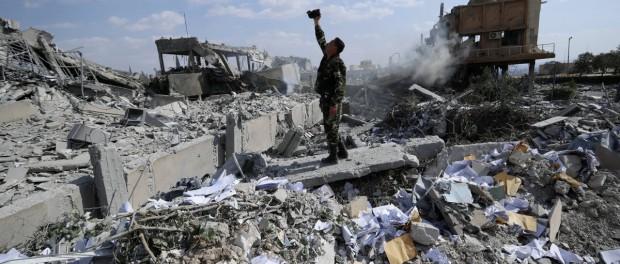 6 выводов ракетного удара по Сирии