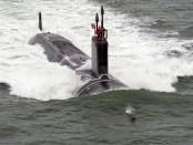 американская военная лодка