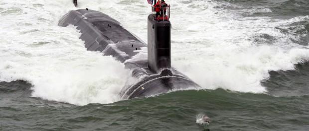 Италия попросила убраться американскую военную лодку