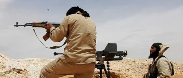 Американский ИГИЛ снова нападет в Сирии