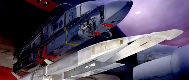 США выделили миллиард $ для гиперзвукового оружия