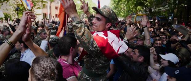 Москва теряет Армению, а вместе с ней и Кавказ