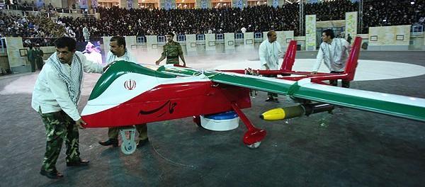 Иранские беспилотники готовы атаковать Израиль