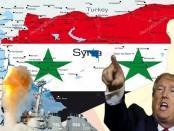 Трамп Сирия