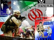 Ракетный удар по Ирану