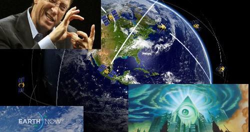Билл Гейтс запускает космическую программу по слежке за каждым из нас