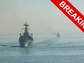 Два российских корабля