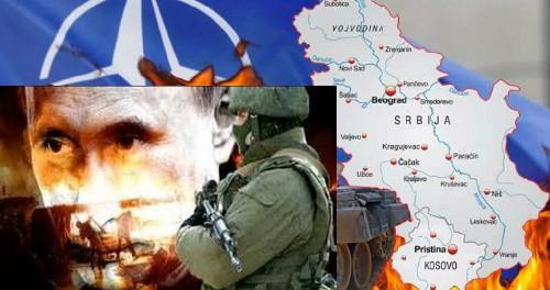 С случае войны Россия окажет военную поддержку Сербии