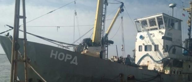 Россия не пропустит Украину через Керченский мост