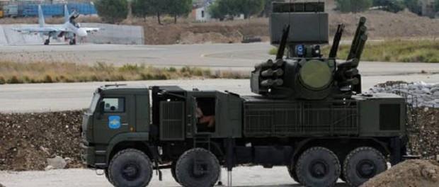 В Сирию прибыло сразу 40 систем Панцирь С1
