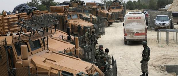 Турция не собирается отдавать Африны Сирии