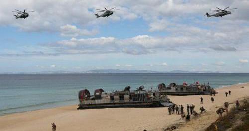 Осенью 35 000 солдат НАТО проведут учения в Норвегии