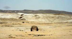 Египет, лестница уходящая в Землю