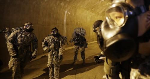 Полицию США готовят к ядерной войне