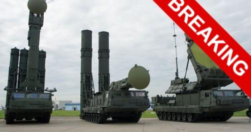 Россия уже размещает С-300 в Сирии