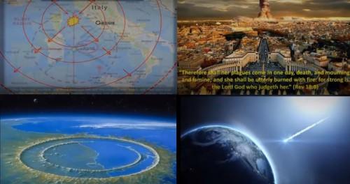 Паника в Риме: в мае 2018-го года Рим будет уничтожен