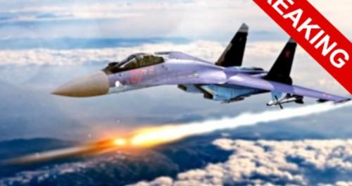 12 СУ-35 на Ближнем Востоке больше не дадут летать американцам
