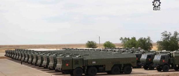 Лондон в панике: русские ядерные Искандеры в Сербии