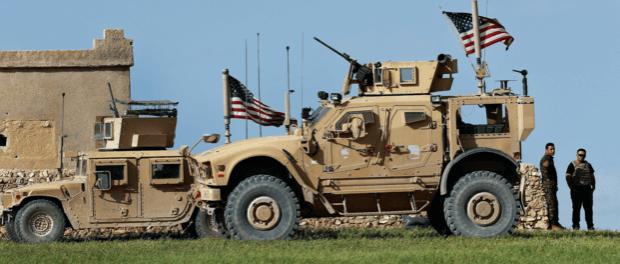 США, уходя из Сирии, строят там новые базы