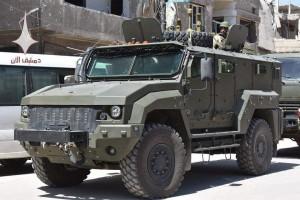 Российские войска в Думе