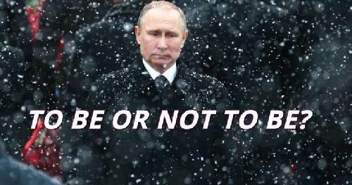 Судьба мира и России находится в руках Путина или уже нет?