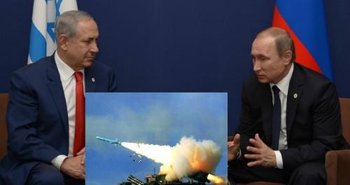 Израиль устанавливает красную линию для России