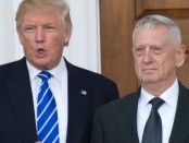 Минист обороны США Джеймс Мэттис