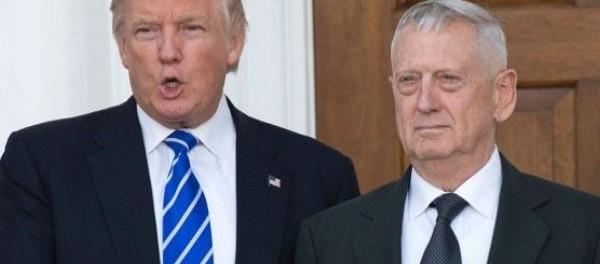 Министр обороны США не хочет воевать и его увольняют