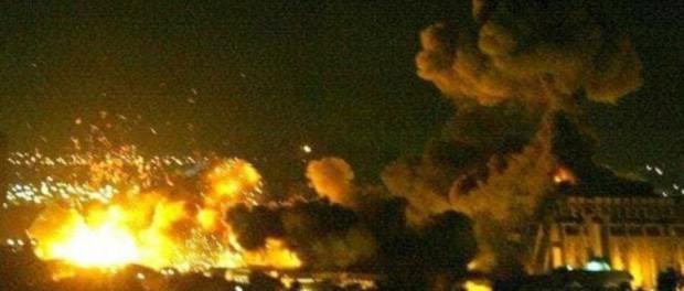 Подробности ракетного удара по иранской базе в Сирии
