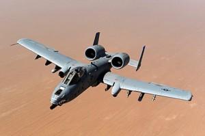 A-10C  американский истребитель