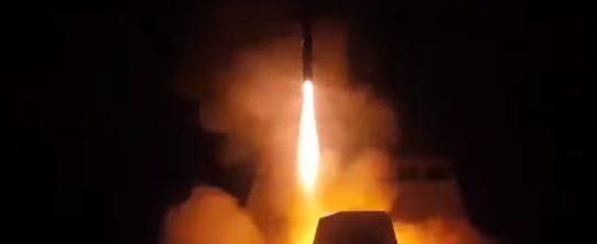 Неудачные запуски ракет Франции в Сирии