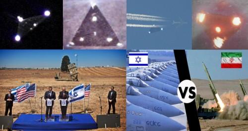 Американские TR-3B защитят Израиль от Ирана и Сирии