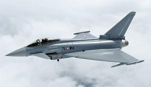 Typhoon FGR4 британский итсребитель