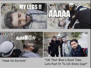 Доказательства химической атаки в Сирии