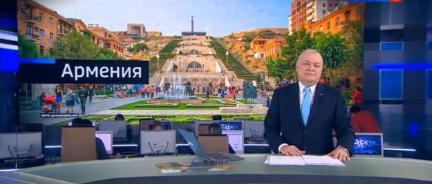 Россия молчала, а теперь заговорила об Армении