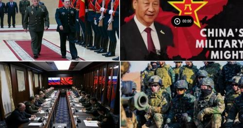 Китай поддержит Россию в борьбе с США