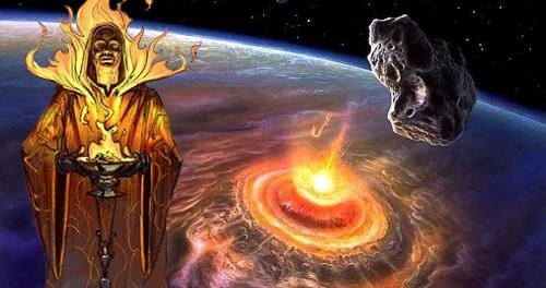 До 20 мая астероид-призрак WC9 2010 станет астероидом-убийцей