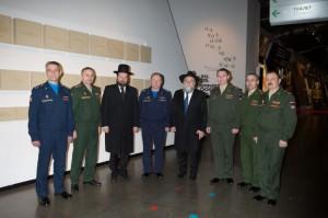 Евреи и русские военные