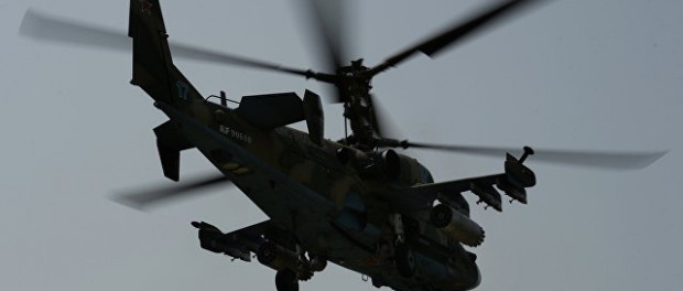 КА-52 в Сирии был сбит американской ракетой