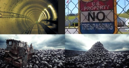 Правительство США роет тоннели для захоронения миллионов трупов