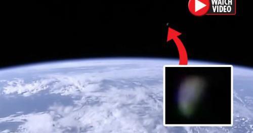 НАСА прервало прямой эфир с МКС, в котором появилась 'неизвестная планета'