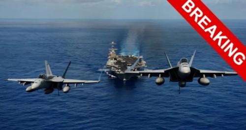У США все готово нового удара по Сирии: мира больше не будет