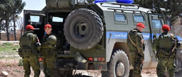 Россия ставит наблюдательные пункты по всей Сирии