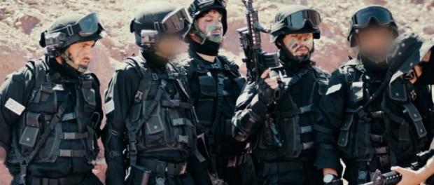 Подразделение афганской полиции попала в засаду