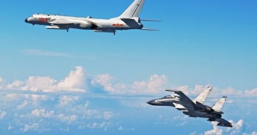 Война может начаться между Китаем и США из-за Тайваня