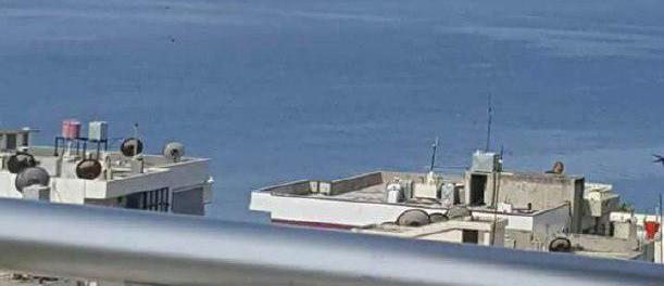 Фотография падения СУ-30МС в Сирии (фото)