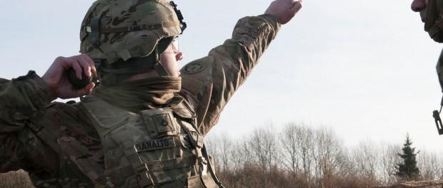 Страны Балтии молят о новой военной помощи США