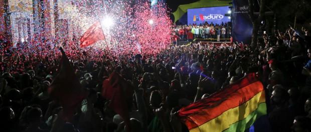 США никогда не признают выборы в Венесуэле