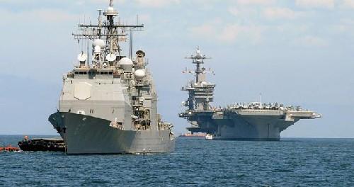 США срочно восстанавливают 2- флот на Восточном побережье