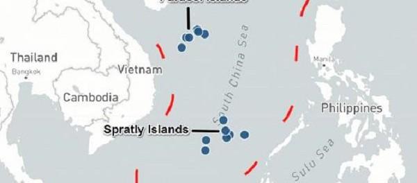 Китай развернул ракеты в Южном-Китайском море